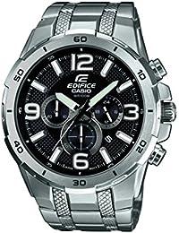 Casio EFR-538D-1AVUEF - Reloj de pulsera hombre, acero inoxidable, color plateado