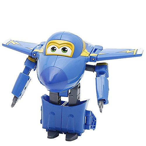 Super Wings 70710231 - Transform-Flugzeuge Jerome