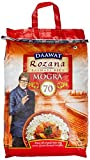 #5: Daawat Rozana Mogra Rice, 10kg with Free Glass Inside This Pack