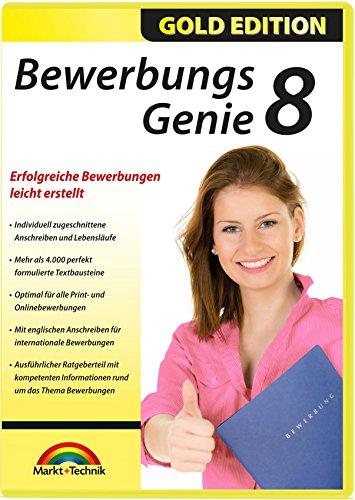 Bewerbungs Genie 8 -