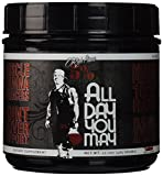 Rich Piana 5% Nutrition ALLDAYYOUMAY 10:1:1 BCAA Verhältnis / Fruit Punch