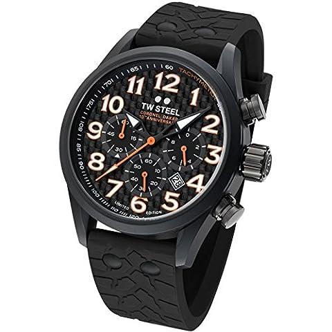 Mens TW Steel Dakar Limited Edition Chronograph 48mm Watch TW964