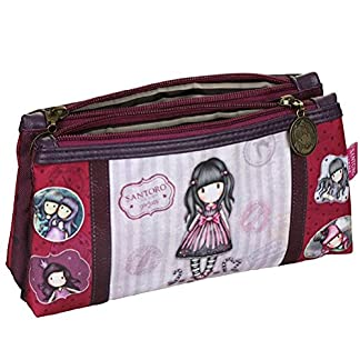 Gorjuss Sugar and Spice Double Pencil Case