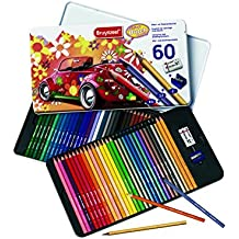 Talens - Caja metálica 60 Lápices de colores