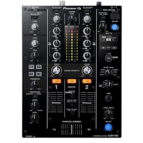 Pioneer djm-450di mixer 2canali usato  Spedito ovunque in Italia