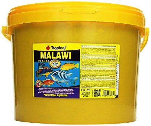 Tropical-Malawi-Flockenfutter-fr-Malawisee-Cichliden-1er-Pack-1-x-11-l