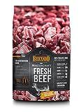 Belcando Mastercraft Fresh Beef [500g] Trockenfutter für Hunde | 80% frisches Rind | Hundefutter getreidefrei | sortenrein | für große, mittlere & Kleine Rassen