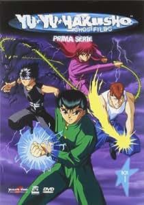 Yu Yu Hakusho: Ghost Files (Prima Serie - Box 1) (5 DVD)