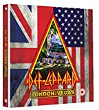 Def Leppard - London to Vegas  (+ CD) [Blu-ray]
