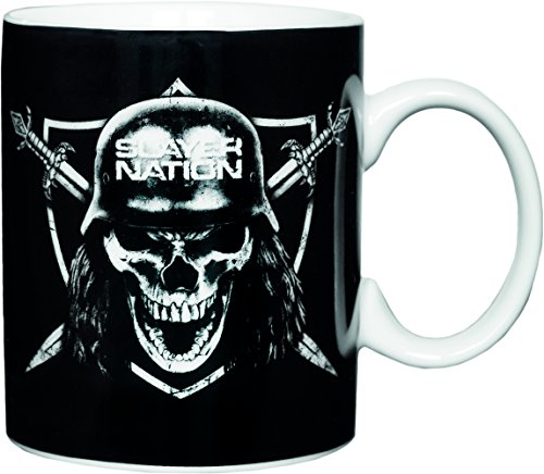 Rock - Slayer - Nation Tazza da caffè - design originale concesso su licenza