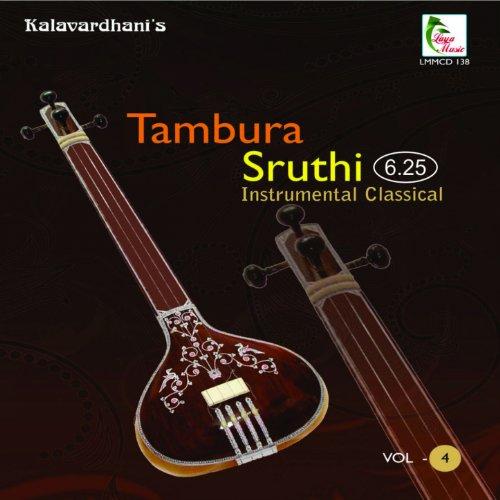 Tambura Sruthi, Vol. 4 (Sruthi 6.25) 6.25