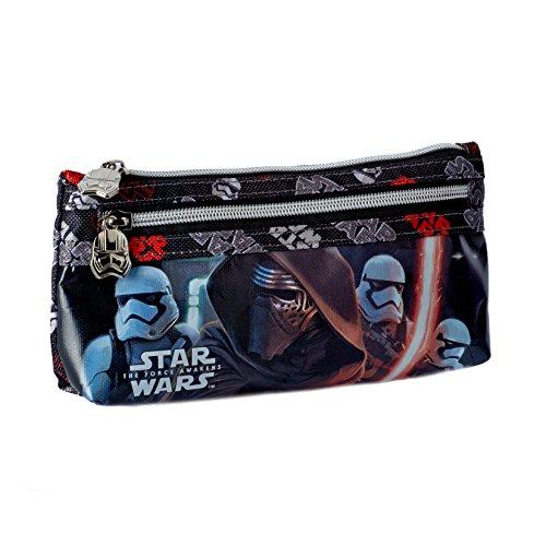KRacterMania Star Wars Kylo Ren Portatodo, 22 cm, Negro
