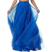 on sale 8795f b3187 Suchergebnis auf Amazon.de für: blauer rock lang