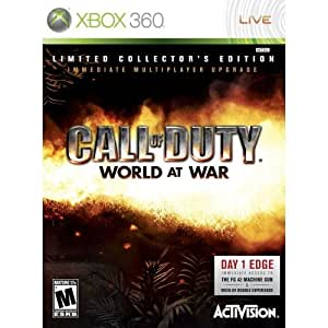 Call of duty : world at war - Edition collector