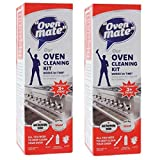 Oven Mate Original Oven Cleaner Deep Clean Cleaning Gel Kit (Pack of 2)