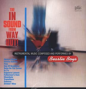 The In Sound From Way Out [VINYL]