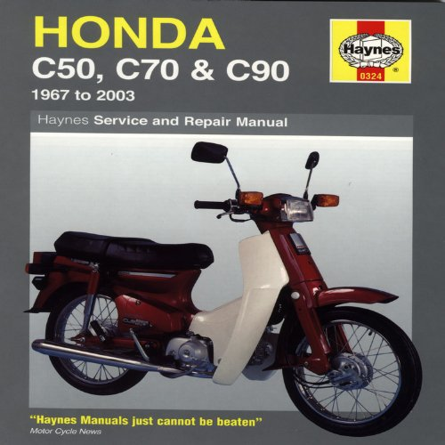 honda-c50-c70-and-c90-service-and-repair-manual-1967-to-2003-haynes-service-and-repair-manuals