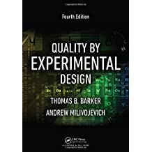 Quality by Experimental Design, Fourth Edition