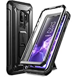 [Sponsored]Galaxy S9 Plus Case, SUPCASE Kickstand Rugged Holster Case With Built-in Screen Protector Shockproof Cover For Samsung Galaxy S9 Plus 6.2 Inch 2018 Release (Black)SUPCASE Kickstand Rugged Case Cover For Samsung Galaxy S9+ With Built-in Screen P