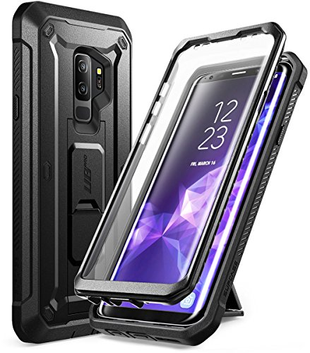 Galaxy S9 Plus Case,SUPCASE Kickstand Rugged Case Cover for Samsung Galaxy S9+ with Built-in Screen Protector