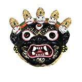 Ryme Vastu Nazar Battu Mahakal - Máscaras Tradicionales para Colgar en la Pared (Nazar Suraksha Kavach) para casa/casa estándar Multi