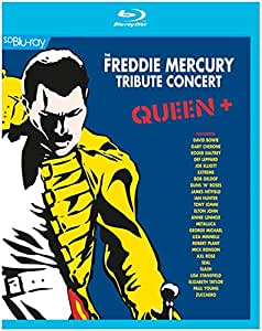 Freddie Mercury Tribute Concert [Blu-ray]