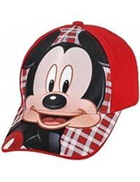 Disney minnie mouse casquette, bonnet casquette enfant-cappy-taille 54