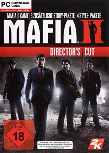Mafia 2 - Director's Cut [Software Pyramide] - [PC]