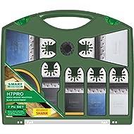 SMART 7 Piece Pro Long Life Multitool Blade Kit, H7-PRO