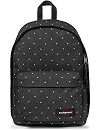 Eastpak Sac a Dos Out of Office White crosses