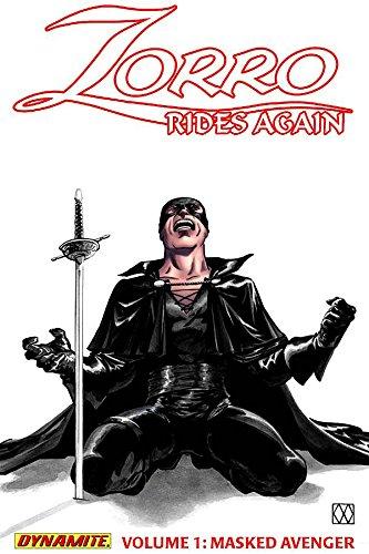 Zorro Rides Again 1