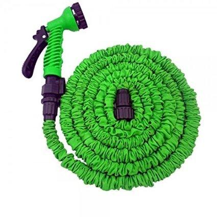 Tubo Estensibile 60 Metri Magic Hose Irrigazione Giardino Elasticizzato