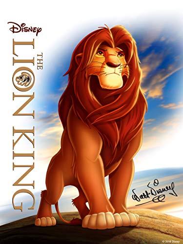 Der König der Löwen (4K UHD)