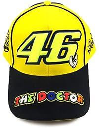 Valentino Rossi VR46 le docteur Moto GP casquette 2016 officiel