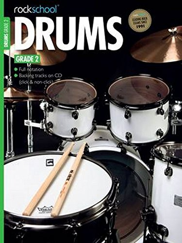 Rockschool Drums - Grade 2 par Various