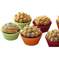 JSS Round Retro Set stampi per dolci, tazze riutilizzabile in