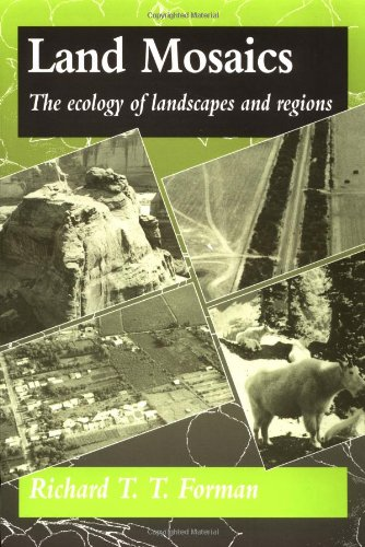 Land Mosaics Paperback: The Ecology of Landscapes and Regions