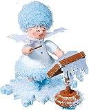 Schneeflöckchen als Dirigent - 5 cm