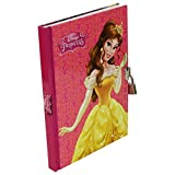 Disney Princesses Belle et Raiponce Agenda Journal Secret
