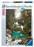 Ravensburger - 19050 8 - Puzzle - Chute Du Mackay, Nouvelle-Zélande - 1000 Pièces
