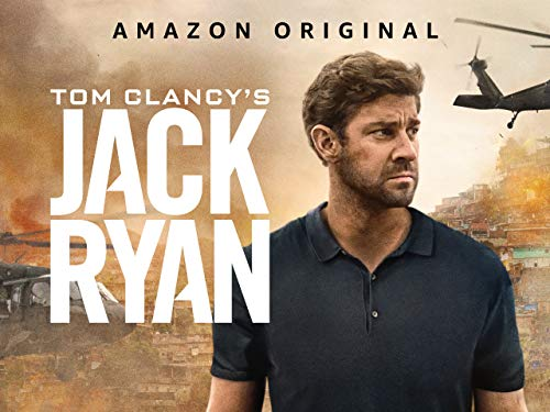 Tom clancy's jack ryan - season 2