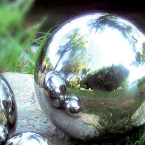 Brema 123.640 Stainless Steel Garden Ball 25 cm