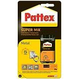 Pattex Colle Epoxy Liquide Métal 5 mn Seringue 25 ml
