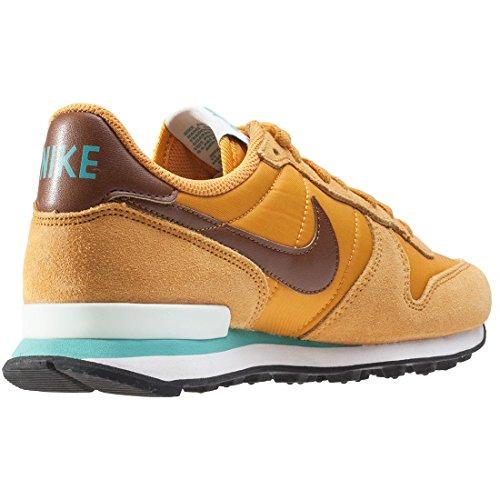 Nike 828407-700, Chaussures de Sport Femme Orange