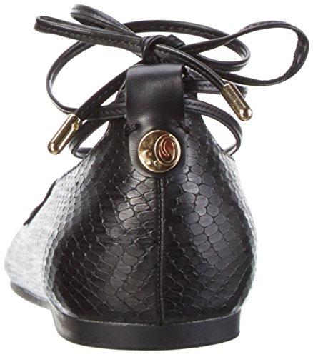 s.Oliver 22100, Ballerines Femme Noir (Black 001)