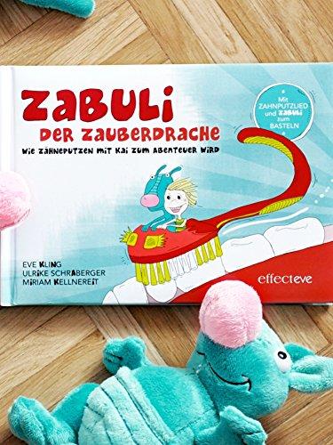 ZABULI - DER ZAUBERDRACHE: Wie Zähneputzen mit Kai zum Abenteuer wird