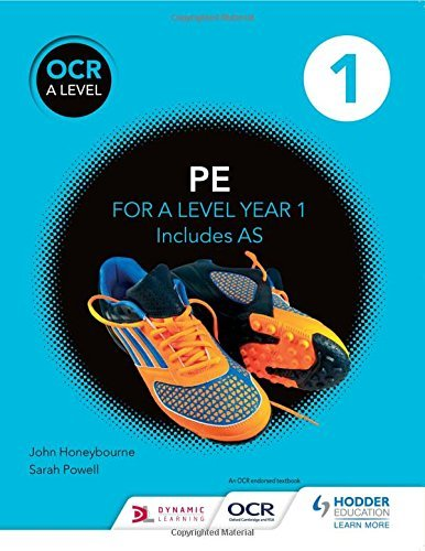 OCR A Level PE Book 1 by John Honeybourne (2016-06-24)