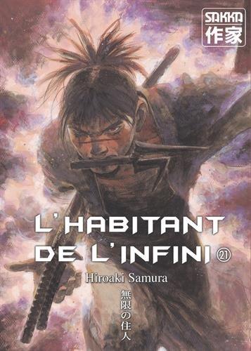 Habitant de l'infini (l') - 2eme edition Vol.21
