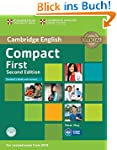 Compact First Student's Book with Ans...