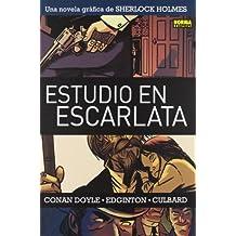 SHERLOCK HOLMES 1 - ESTUDIO EN ESCARLATA (CÓMIC USA)